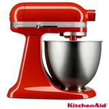 Batedeira Planetária KitchenAid Stand Mixer Artisan Mini com 10 Velocidades e 03 Batedores - KEA25AH