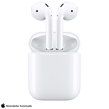 Fone de Ouvido Sem Fio Apple AirPods Intra-Auricular Branco - MMEF2BE/A