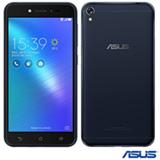"""Zenfone Live Preto Asus, com Tela de 5"""", 4G, 32 GB e Câmera de 13 MP - ZB501KL"""