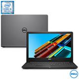 "Notebook Dell, Intel® Core™ i5-8250U, 8GB, 2TB, Tela 15,6"", AMD Radeon™ 520, Inspiron 15 Série 3000 - i15-3576-A61C"
