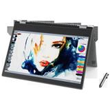 Notebook 2 em 1 Lenovo, Intel® Core™ i7, 8GB, 1 TB, Tela de14'', Platinum, Yoga 520 - 80YM0005BR