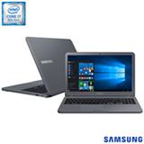 "Notebook Samsung, Intel® Core™ i7, 12GB, 1TB, Tela de 15,6"" e Placa NVIDIA® GeForce® MX110, Expert X55 - NP350XAA-XF4BR"