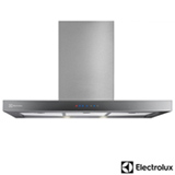 Coifa de Parede Electrolux 90 cm com 03 Velocidades, Painel Blue Touch e Timer Inox - 90CTS