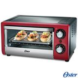 Forno Elétrico Compact Oster para Assar, Gratinar, Cozinhar e Tostar com Capacidade de 10 Litros - TSSTTV10LTR