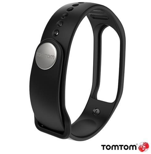 17213fec6e3 Monitor Cardiaco Fitness TomTom Touch Small Preto com Monitoramento de  Massa Corporal 1AT0.001.00