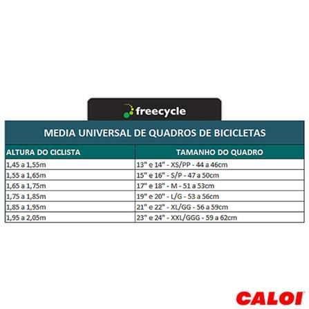 cc8ad8aad Bicicleta Mountain Bike Caloi Explorer Comp 24 Velocidades Aro 29 Cinza