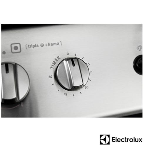 355fce85d Fogão de Piso de 5 Bocas Electrolux Celebrate com Acendimento Automático