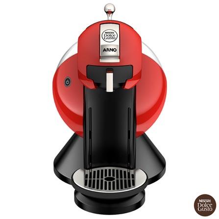 80aadcc15 Cafeteira Arno Melody Vermelha para Café Nescafé Dolce Gusto - 3 DM06