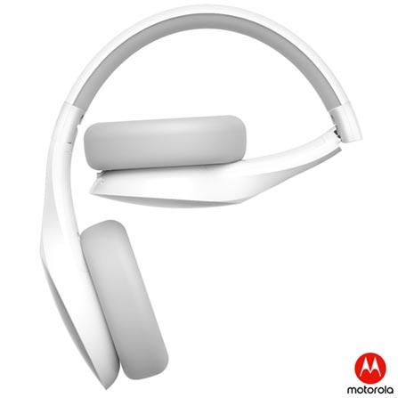 af3f31fec Fone de Ouvido Wireless Motorola com Bluetooth Headphone Branco - Pulse  Escape