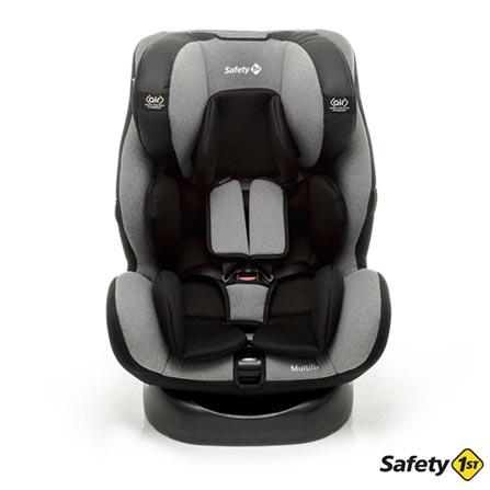 Menor preço em Cadeira para Auto Multifix 0 a 36 Kg Grey Urban - Safety 1st