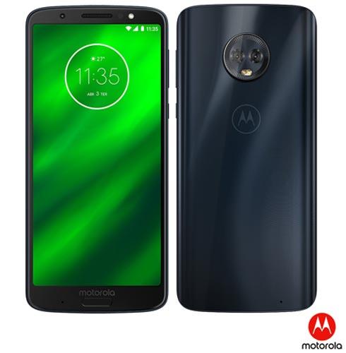 3e7d5560e Moto G6 Plus Índigo Motorola com Tela de 5