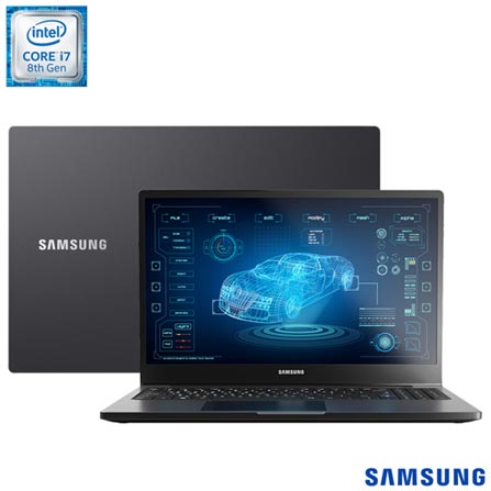 "Menor preço em Notebook S51 Pro Samsung, Intel®Core™ i7,16GB,256 SSD,Tela PLS Full HD 15.6"", Placa NVIDIA® GeForce® GTX1650 4GB"
