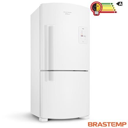 a8af0ff75 Refrigerador Inverse Maxi de 02 Portas Frost Free Brastemp 573 Litros  Branco - BRE80AB