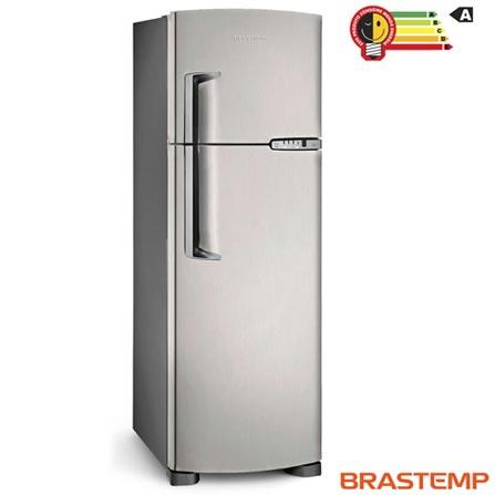 da361eb7a Refrigerador de 02 Portas Frost Free Brastemp Clean com 378 Litros Platinum  - BRM42EK