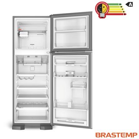 2859e62be Refrigerador de 02 Portas Brastemp Frost Free com 375 Litros com Painel  Eletrônico Inox - BRM45HK