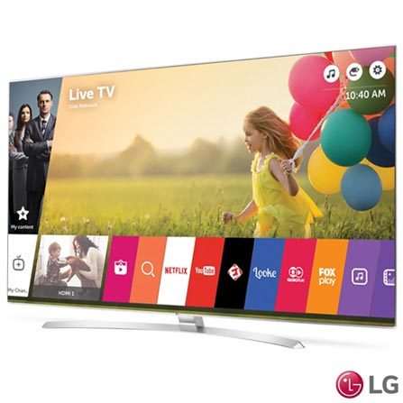 33995a12a Smart TV 4K 3D LG LED 65