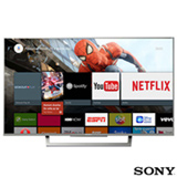 "Smart TV 4K Sony LED 49"" com Android TV, 4K X-Reality Pro, Motionflow 960 e Wi-Fi - XBR-49X835D"